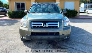 Used 2008 HONDA PILOT BH814247 for Sale