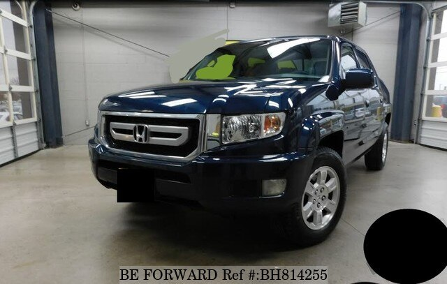 Used 2009 HONDA RIDGELINE BH814255 for Sale