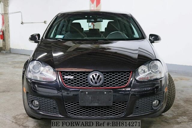 Used 2008 VOLKSWAGEN GOLF GTI BH814271 for Sale
