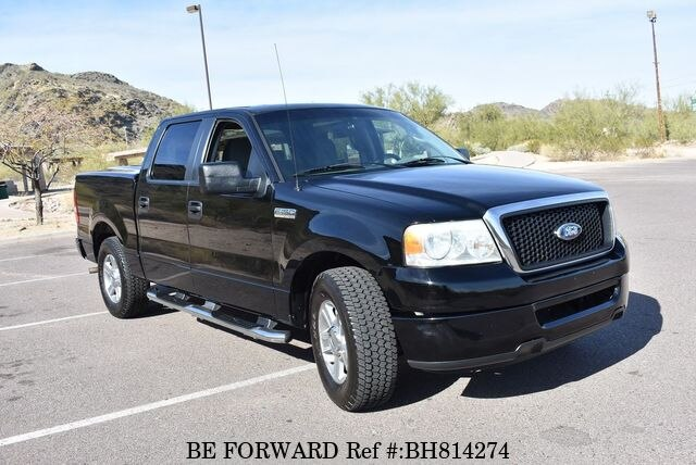 Used 2007 FORD F150 BH814274 for Sale