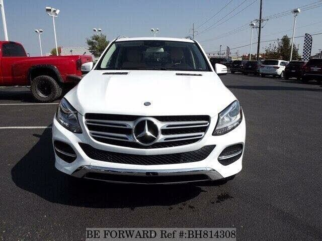 Used 2016 MERCEDES-BENZ GLE-CLASS BH814308 for Sale