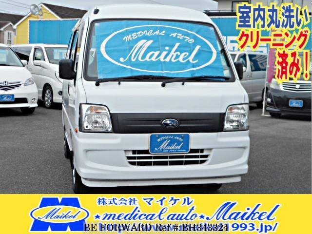 Used 2009 SUBARU SAMBAR BH343324 for Sale