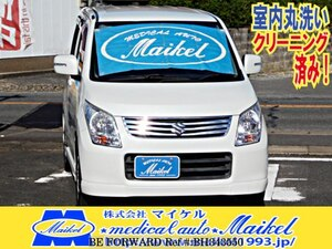 Used 2010 SUZUKI WAGON R BH343550 for Sale
