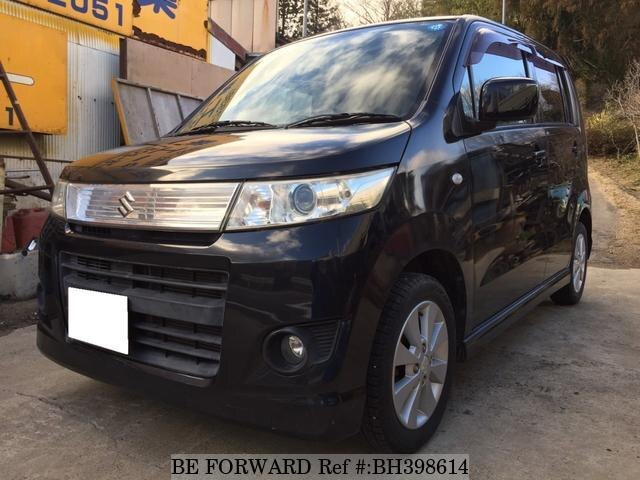 Used 2009 SUZUKI WAGON R BH398614 for Sale