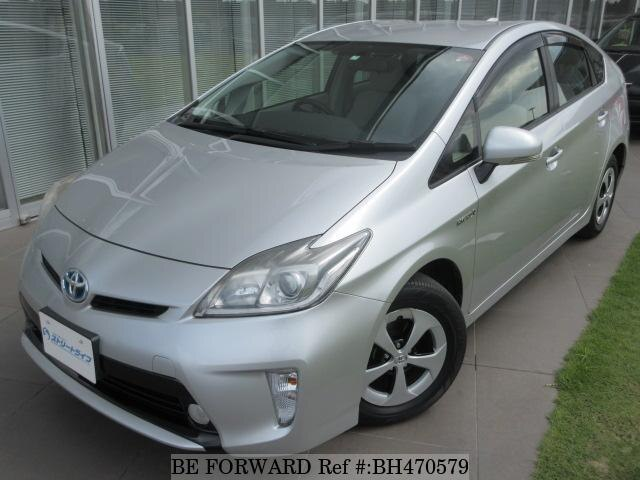 Used 2013 TOYOTA PRIUS BH470579 for Sale