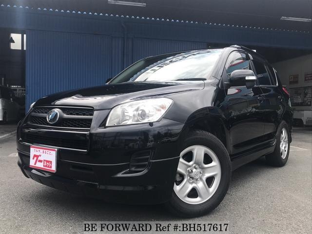 Used 2009 TOYOTA RAV4 BH517617 for Sale
