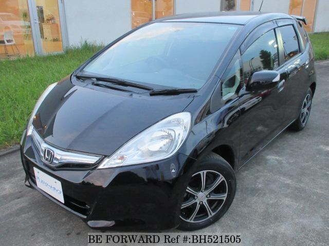 Used 2011 HONDA FIT HYBRID BH521505 for Sale