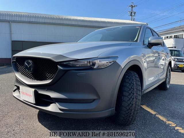 Used 2017 MAZDA CX-5 BH596270 for Sale