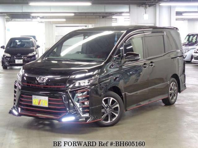 Used 2017 TOYOTA VOXY BH605160 for Sale
