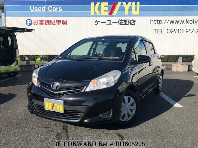 Used 2012 TOYOTA VITZ BH605295 for Sale