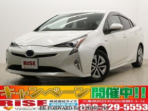 Used 2016 TOYOTA PRIUS BH607748 for Sale