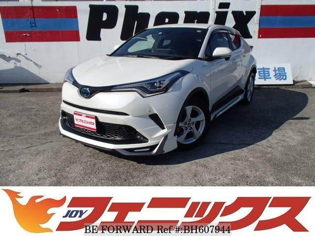 Used 2018 TOYOTA C-HR BH607944 for Sale
