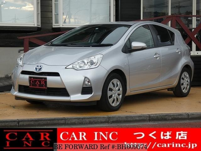 Used 2012 TOYOTA AQUA BH609574 for Sale
