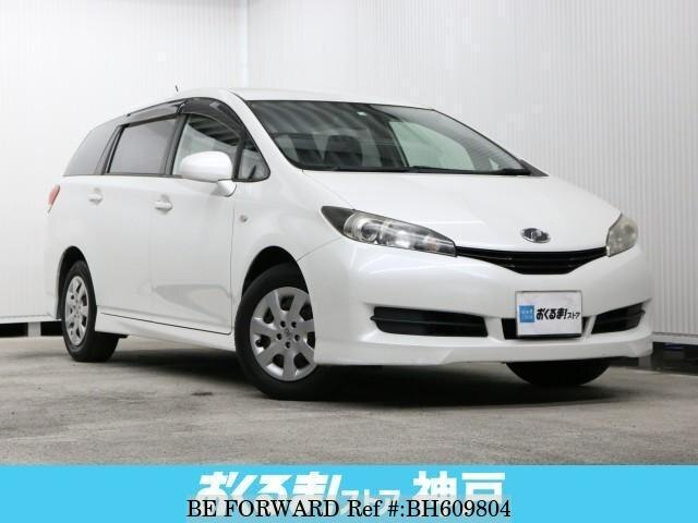 Used 2010 TOYOTA WISH BH609804 for Sale