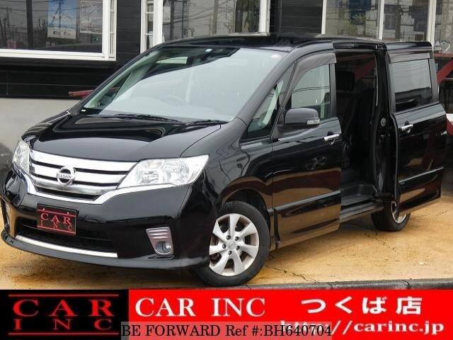 Used 2011 NISSAN SERENA BH640704 for Sale