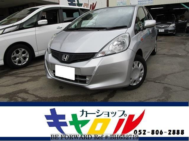 Used 2011 HONDA FIT BH652719 for Sale