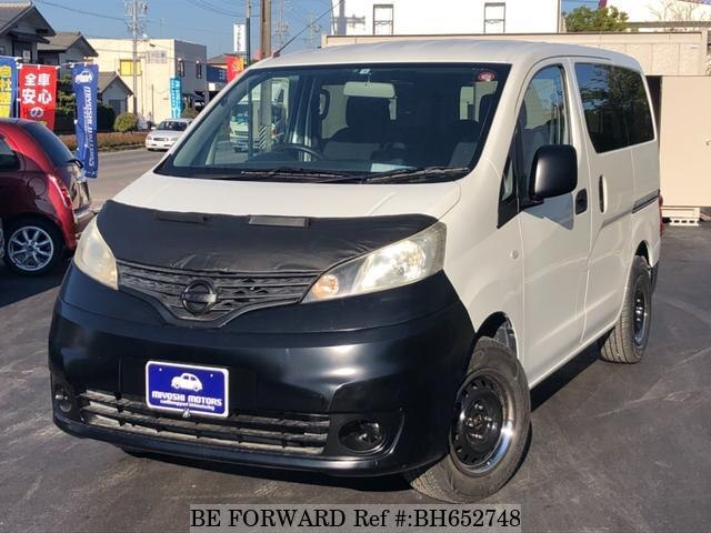 Used 2010 NISSAN NV200VANETTE WAGON BH652748 for Sale