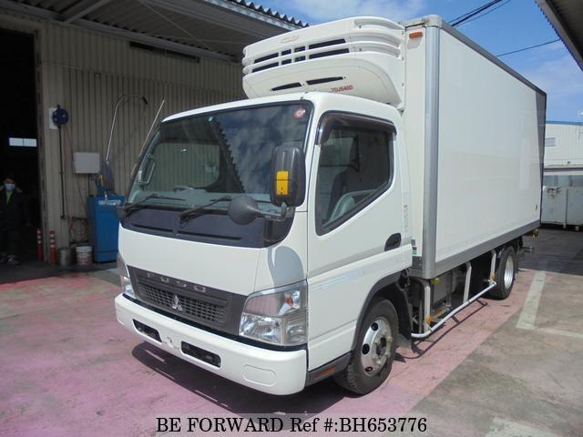 Used 2011 MITSUBISHI CANTER BH653776 for Sale