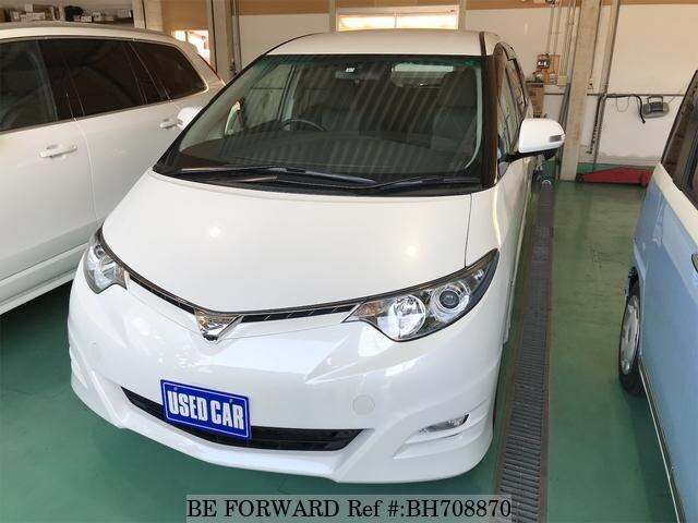 Used 2007 TOYOTA ESTIMA BH708870 for Sale