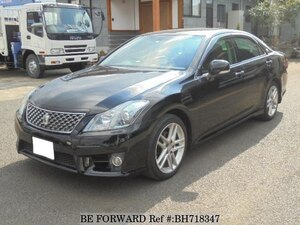 Used 2012 TOYOTA CROWN BH718347 for Sale