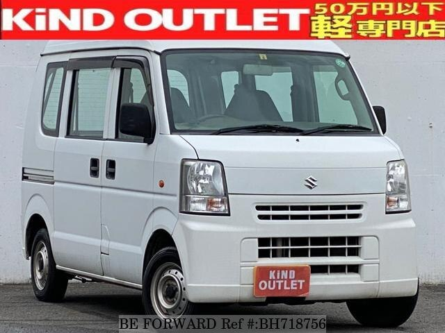 Used 2009 SUZUKI EVERY BH718756 for Sale