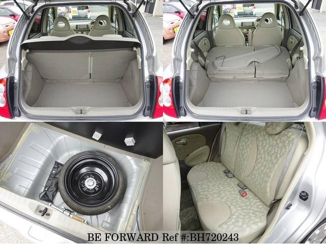 Used 2009 NISSAN MARCH BH720243 for Sale