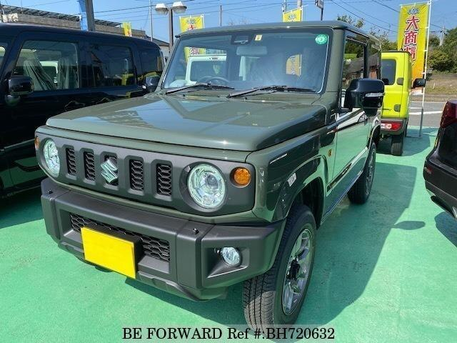 Used 2020 SUZUKI JIMNY BH720632 for Sale
