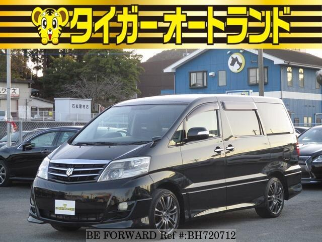 Used 2005 TOYOTA ALPHARD BH720712 for Sale