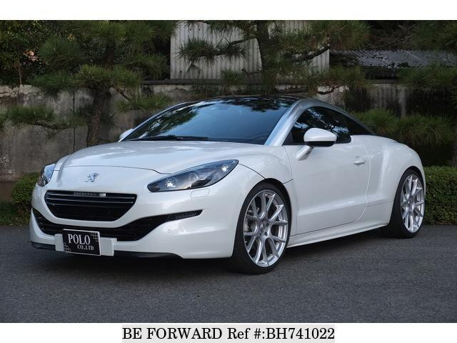 Used 2014 PEUGEOT RCZ BH741022 for Sale