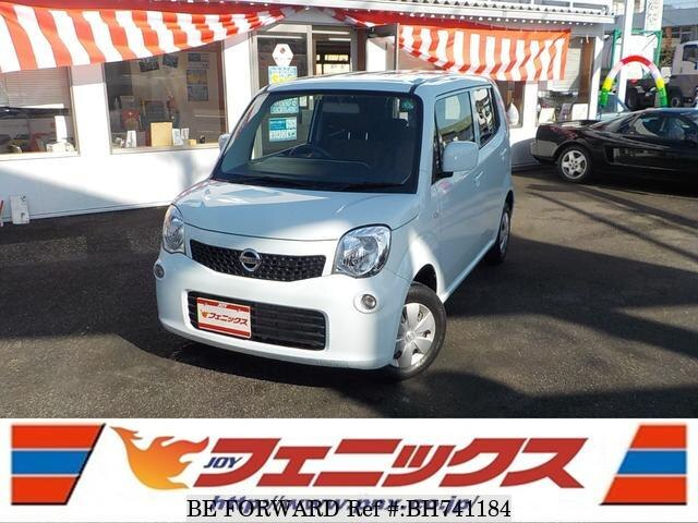 Used 2012 NISSAN MOCO BH741184 for Sale