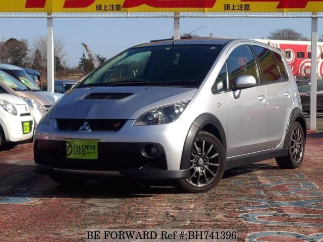 Used 2010 MITSUBISHI COLT BH741396 for Sale