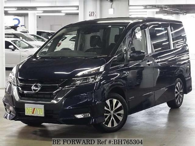 Used 2019 NISSAN SERENA BH765304 for Sale