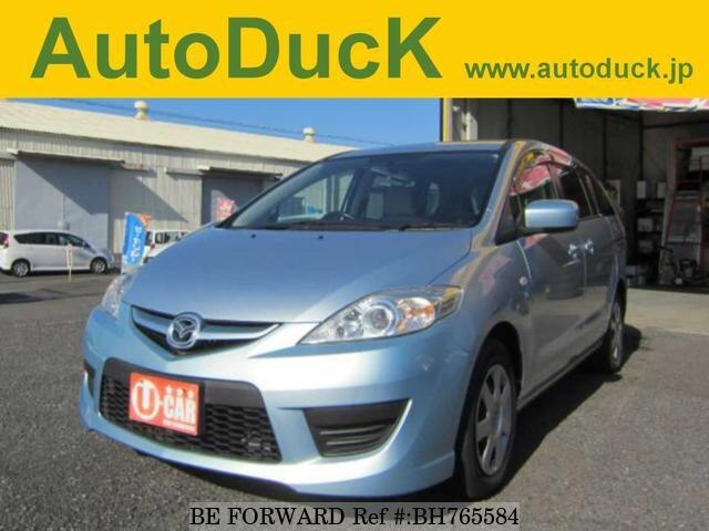 Used 2008 MAZDA PREMACY BH765584 for Sale