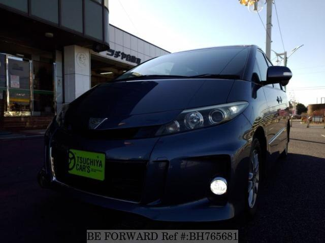 Used 2012 TOYOTA ESTIMA BH765681 for Sale