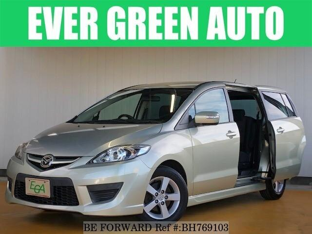 Used 2007 MAZDA PREMACY BH769103 for Sale