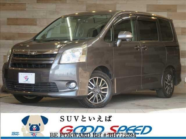 Used 2009 TOYOTA NOAH BH772594 for Sale