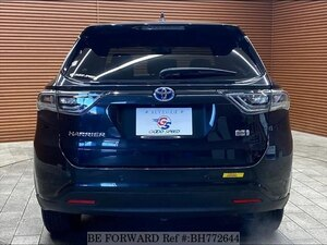 Used 2014 TOYOTA HARRIER HYBRID BH772644 for Sale