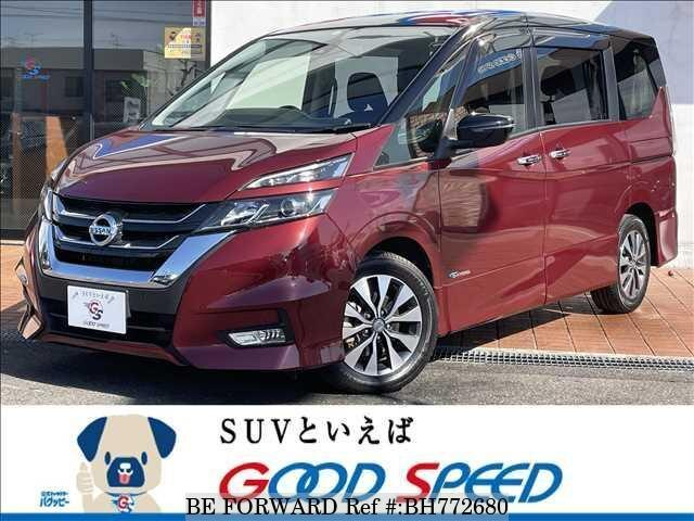 Used 2016 NISSAN SERENA BH772680 for Sale