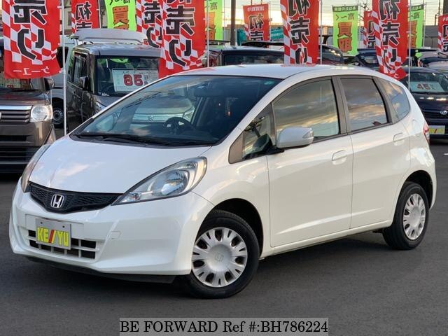 Used 2012 HONDA FIT BH786224 for Sale