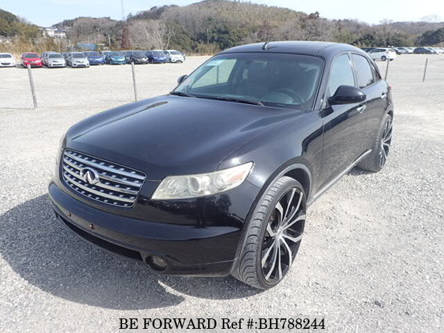 Used 2012 INFINITI FX BH788244 for Sale