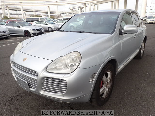 Used 2003 PORSCHE CAYENNE BH790792 for Sale