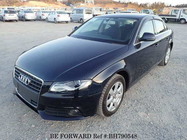 Used 2008 AUDI A4 BH790548 for Sale