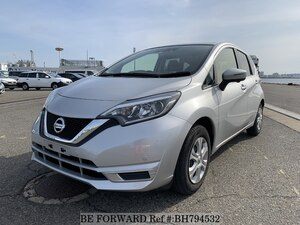 Used 2017 NISSAN NOTE BH794532 for Sale