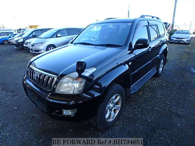 Used 2008 TOYOTA LAND CRUISER PRADO BH794651 for Sale