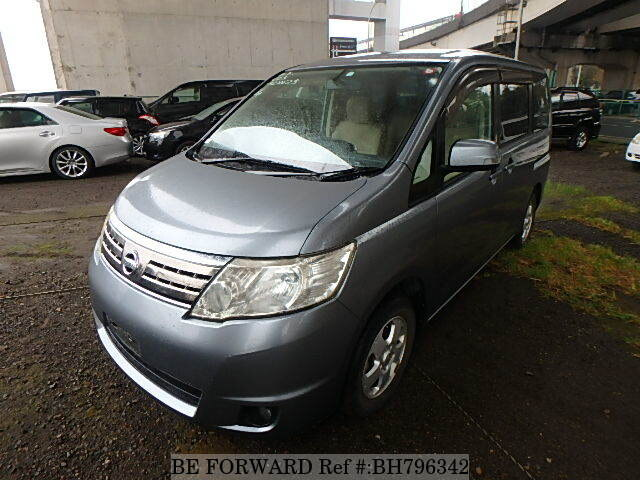 Used 2008 NISSAN SERENA BH796342 for Sale