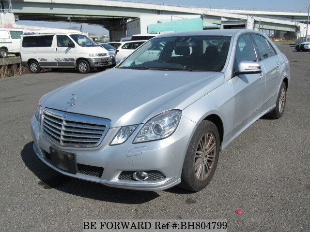 Used 2010 MERCEDES-BENZ E-CLASS BH804799 for Sale