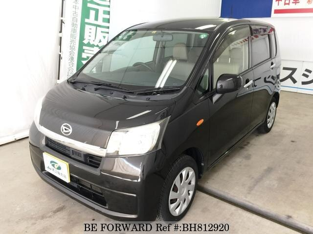 Used 2013 DAIHATSU MOVE BH812920 for Sale
