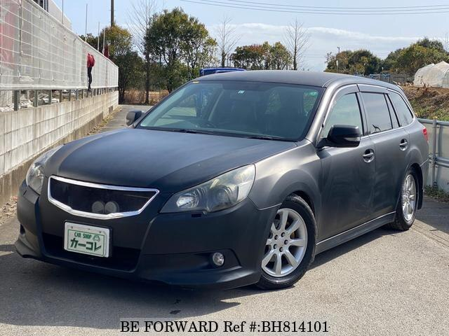 Used 2009 SUBARU LEGACY TOURING WAGON BH814101 for Sale