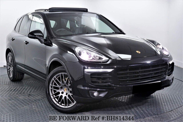 Used 2017 PORSCHE CAYENNE BH814344 for Sale
