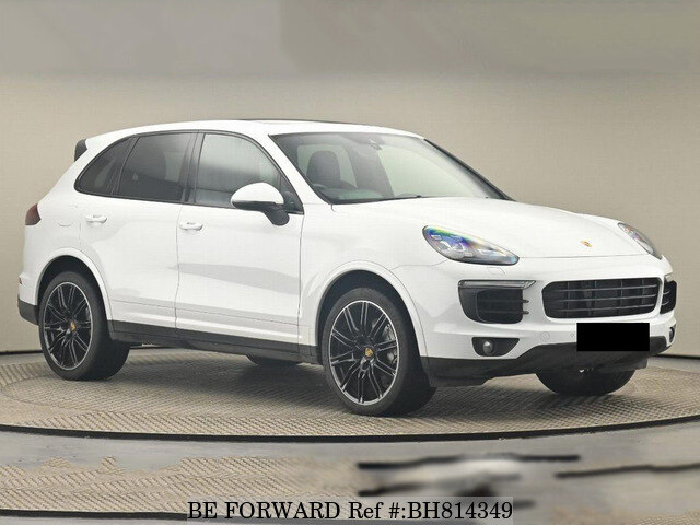 Used 2017 PORSCHE CAYENNE BH814349 for Sale